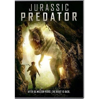 Jurassic Predator (DVD)(2018)