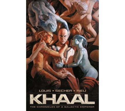 Khaal : The Chronicles of the Galactic Emperor (Paperback) (Louis) - image 1 of 1