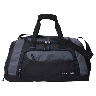 Skyline 22  Duffel Bag - Gray