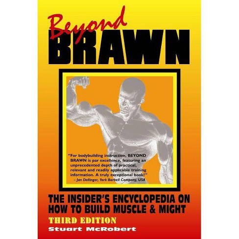 Beyond Brawn - 3 Edition by  Stuart McRobert (Paperback) - image 1 of 1