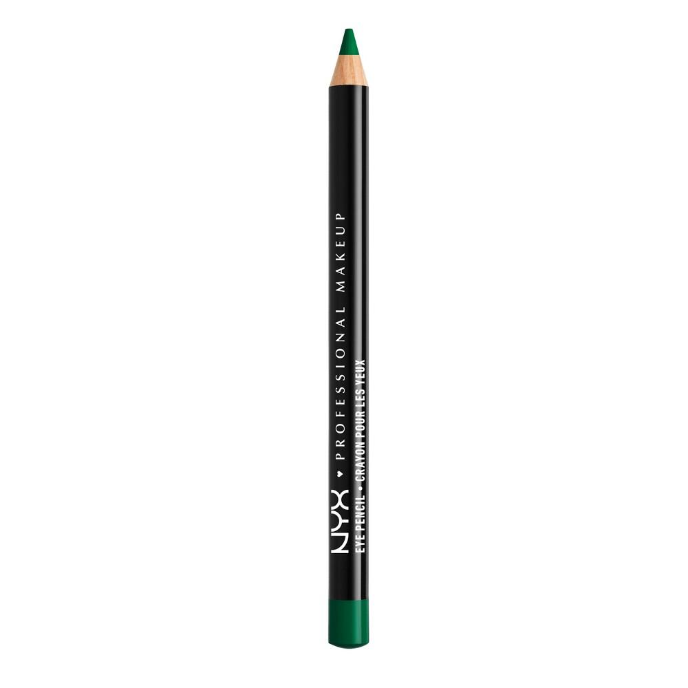 Nyx Professional Makeup Slim Eyeliner Emerald City - 0.04oz