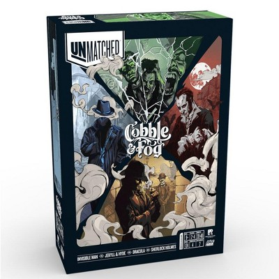 Unmatched - Cobble & Fog Board Game