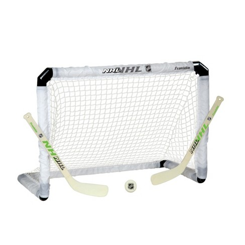 Franklin Sports Street Hockey Light-Up Goal Stick and Ball Set - image 1 of 3
