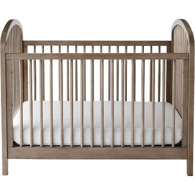 Kolcraft Elston 3-in-1 Convertible Crib - Antique Gray