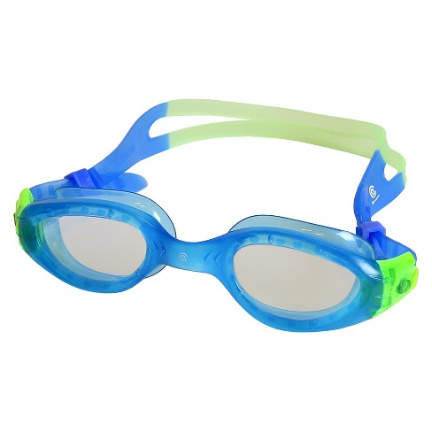 C9 Champion® Kids Curved Lens Goggle - Blue/Green/Clear - image 1 of 1