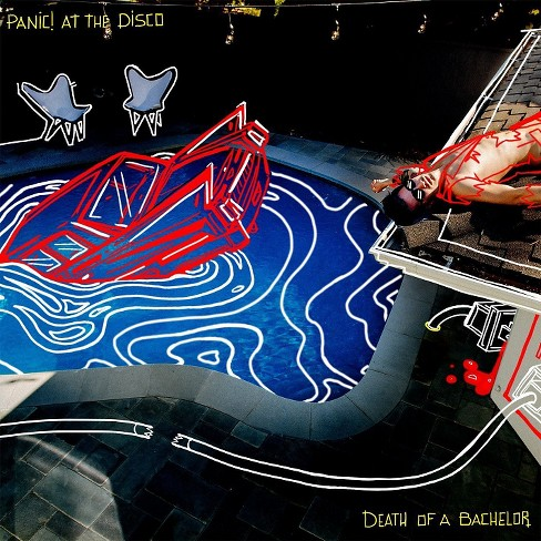 053481b5 Panic! At The Disco - Death Of A Bachelor : Target