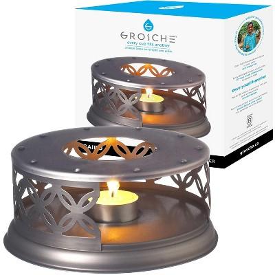 GROSCHE Cairo Premium Teapot Warmer with Tea Light Candle