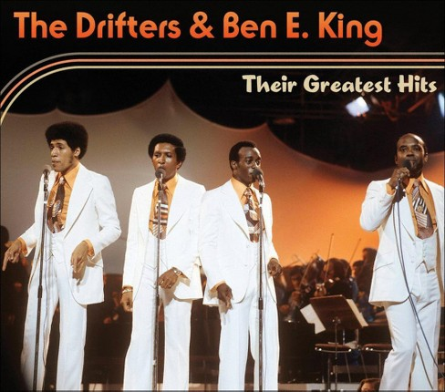 Drifters - Their Greatest Hits (CD) - image 1 of 1