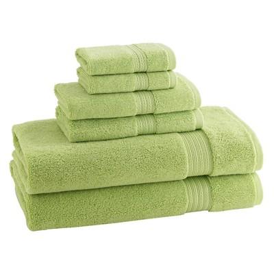 Kassatex Kassadesign Brights Towel Set of 6 - Kiwi