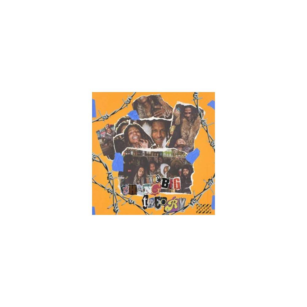 Nef The Pharaoh - Big Chang Theory (CD)