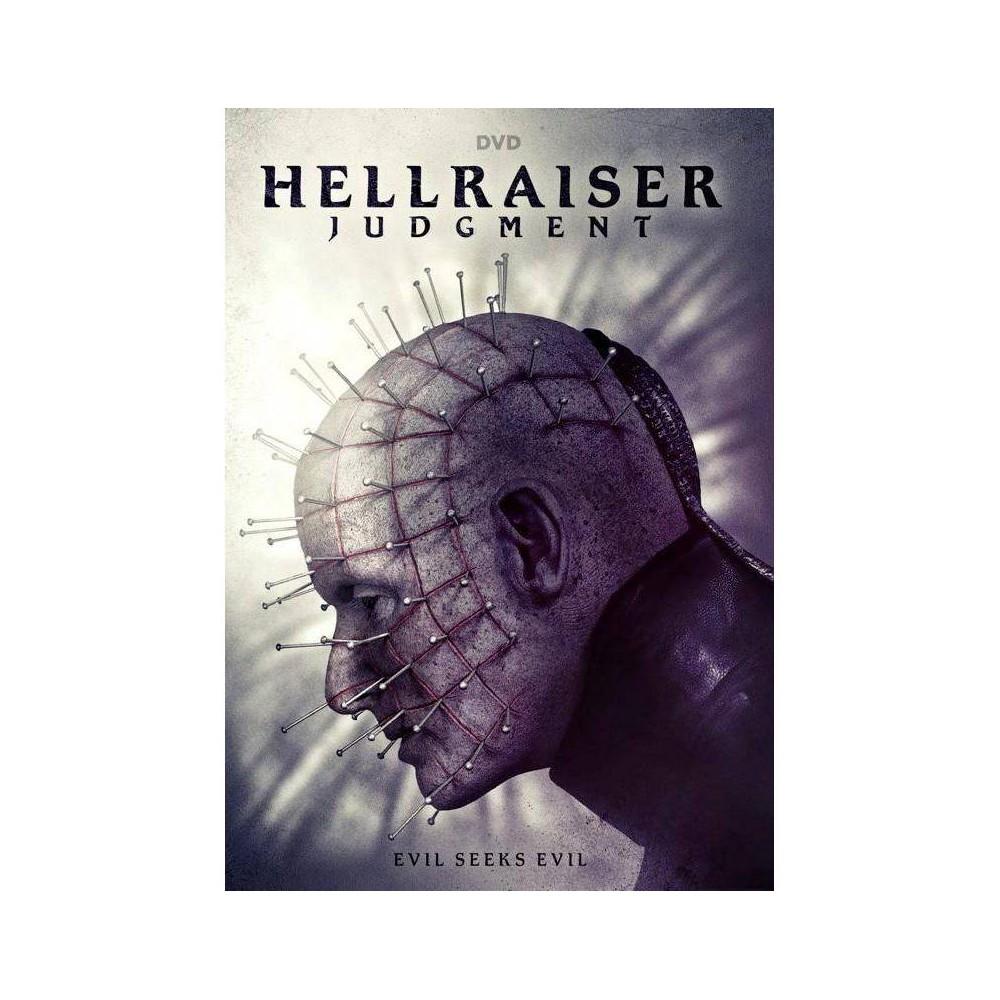 Hellraiser Judgment Dvd