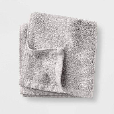Modal Washcloth Light Gray - Casaluna™