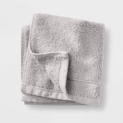 Modal Washcloth Light Gray - Casaluna™