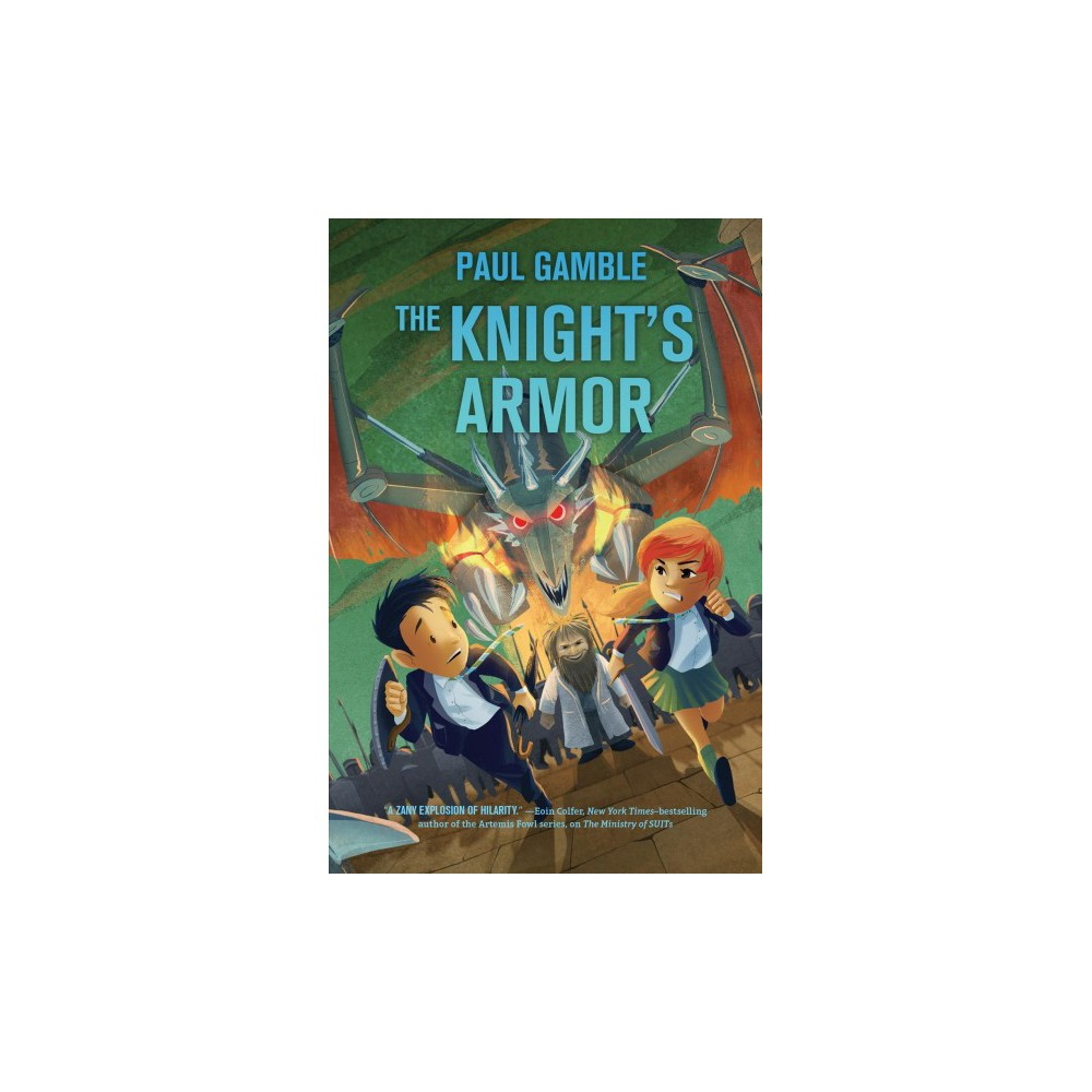 Knight's Armor - (Ministry of Suits) by Paul Gamble (Hardcover)