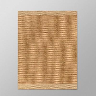 5' x 7' Prairie Stripe Outdoor Rug Orange - Threshold™