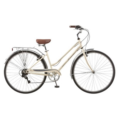 "Schwinn Women's Gateway 700c/28"" Hybrid Bike - Cream"