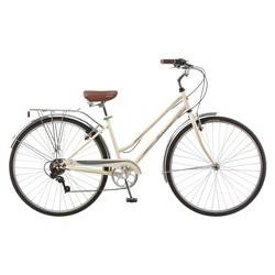 "Schwinn Women's Gateway 28"" 700c Hybrid Bike - Cream"