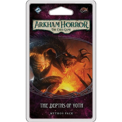 Arkham Horror The Card Game The Forgotten Age The Depths of Yoth Mythos Pack - image 1 of 1