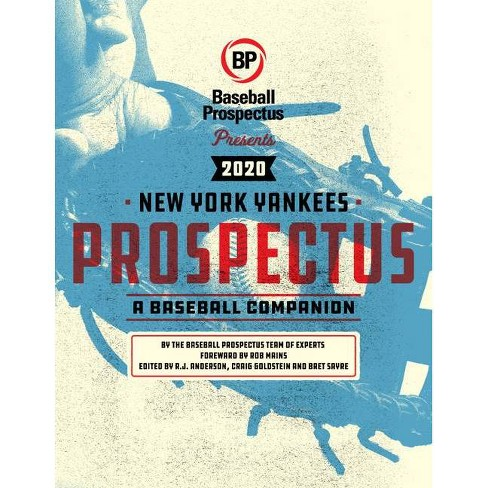 New York Yankees 2020 - by  Baseball Prospectus (Paperback) - image 1 of 1