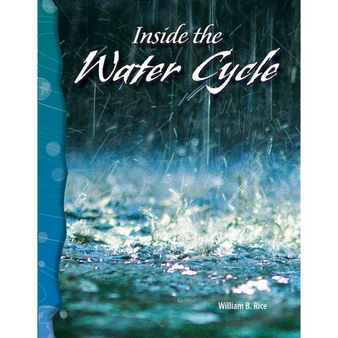 Inside the Water Cycle (Earth and Space Science) - (Science Readers: Earth & Space Science) (Paperback) - image 1 of 1
