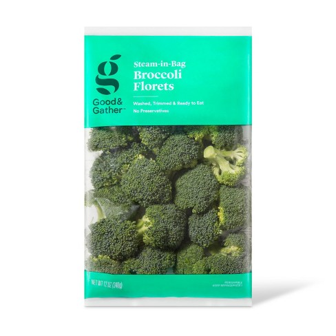Broccoli Florets - 12oz - Good & Gather™ - image 1 of 3