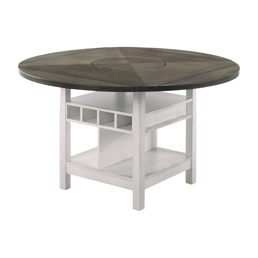 """Discounts 60"""" Summerland Round Counter Height Dining Table  - HOMES: Inside + Out"""