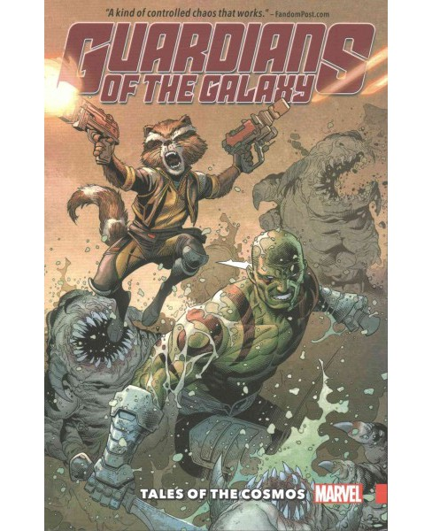 Guardians of the Galaxy : Tales of the Cosmos (Paperback) (Jason Latour) - image 1 of 1
