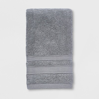 Performance Hand Towel Classic Gray - Threshold™