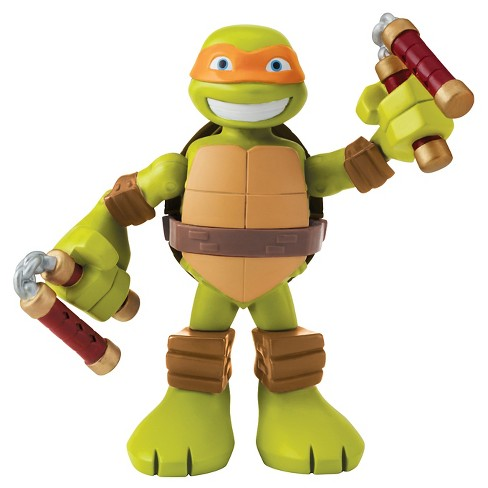 Teenage Mutant Ninja Turtles Half Shell Heroes Michelangelo Mechanical - image 1 of 4