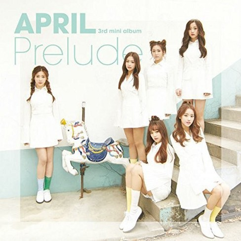 April - Prelude (CD) - image 1 of 1