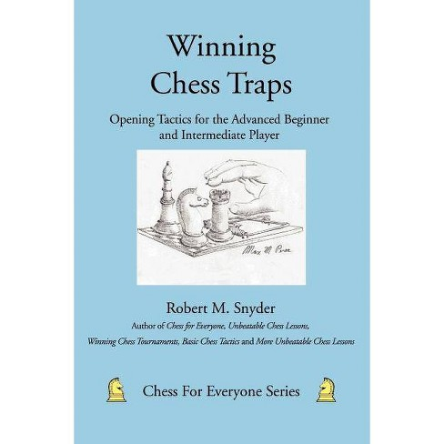 Winning Chess Traps - by  Robert M Snyder (Paperback) - image 1 of 1