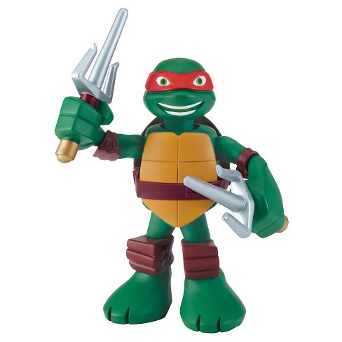 Teenage Mutant Ninja Turtles Half Shell Heroes Raphael Mechanical Action - image 1 of 5