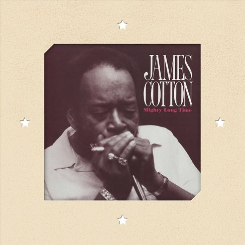 James cotton - Mighty long time (CD) - image 1 of 1