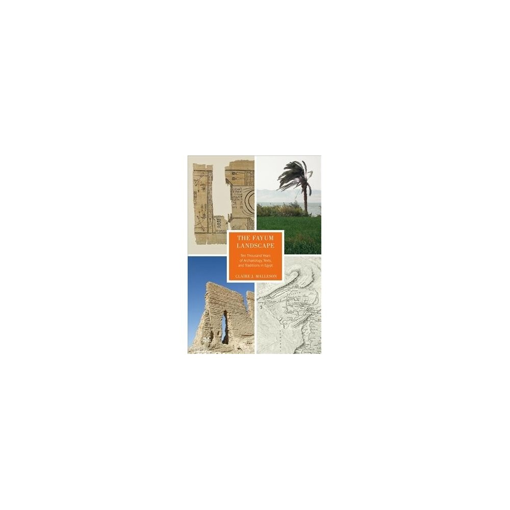 Fayum Landscape : Ten Thousand Years of Archaeology, Texts, and Traditions in Egypt - (Hardcover)