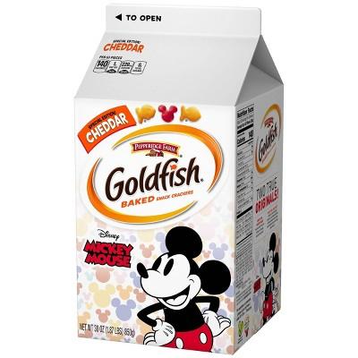 Goldfish Mickey Bulk - 30oz