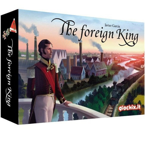 Foreign King, The Board Game - image 1 of 1