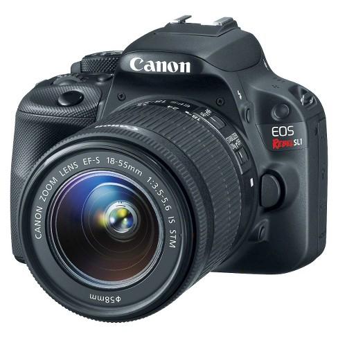 Canon EOS Rebel SL1 18-55mm STM KIT - image 1 of 4