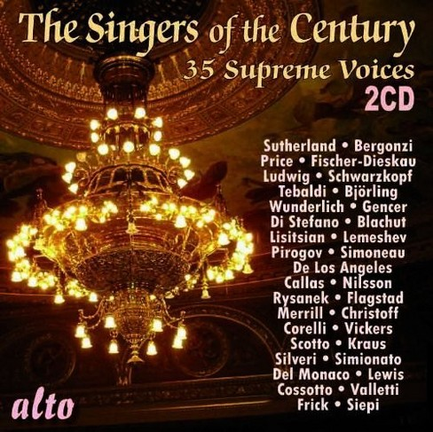 Various - 35 supreme voices in their prime (CD) - image 1 of 1