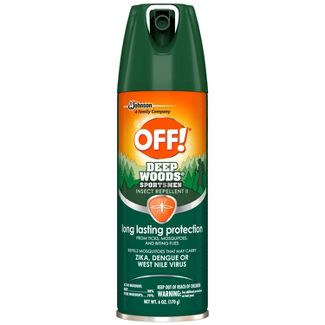 OFF! Deep woods Sportsmen Aerosol 6oz