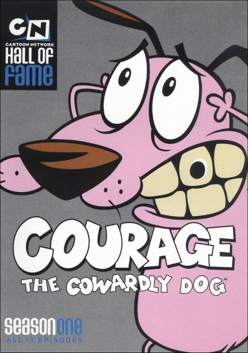 Courage The Cowardly Dog:Ssn1 (DVD) - image 1 of 1