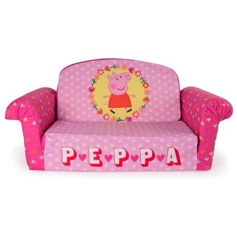 Peppa Pig Furniture Flip Open Sofa
