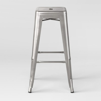 "29"" Carlisle Barstool Natural Metal - Threshold™"