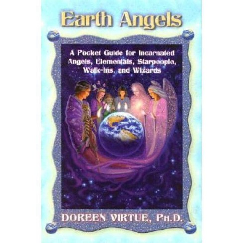 Earth Angels - by  Doreen Virtue (Paperback) - image 1 of 1