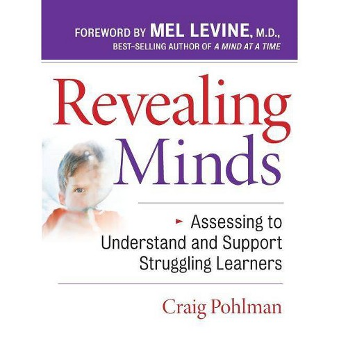Revealing Minds - by  Craig Pohlman (Paperback) - image 1 of 1