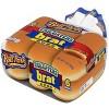 Ball Park Tailgater Brat Buns - 1lbs/6pk - image 3 of 4