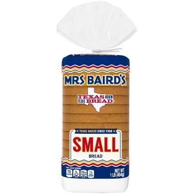Mrs. Baird's Small White Bread - 16oz