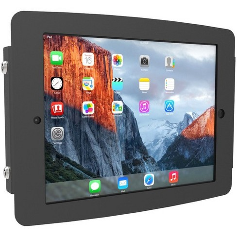 """Compulocks Space Wall Mount for iPad, iPad Pro - Black - 9.7"""" Screen Support - image 1 of 4"""