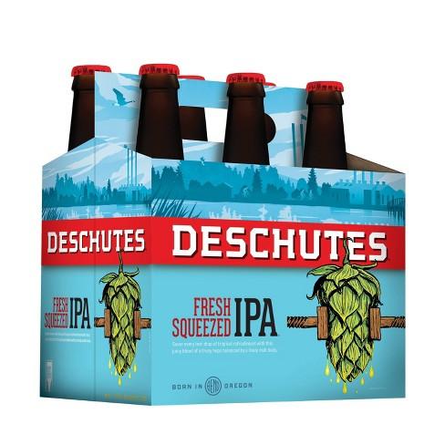Deschutes Fresh Squeezed IPA Beer - 6pk/12 fl oz Bottles - image 1 of 1