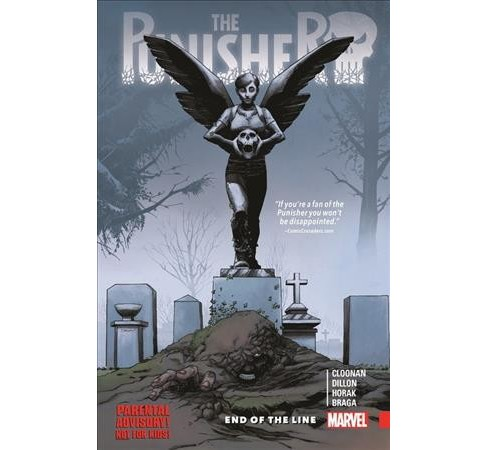 Punisher 2 : End of the Line (Paperback) (Becky Cloonan) - image 1 of 1