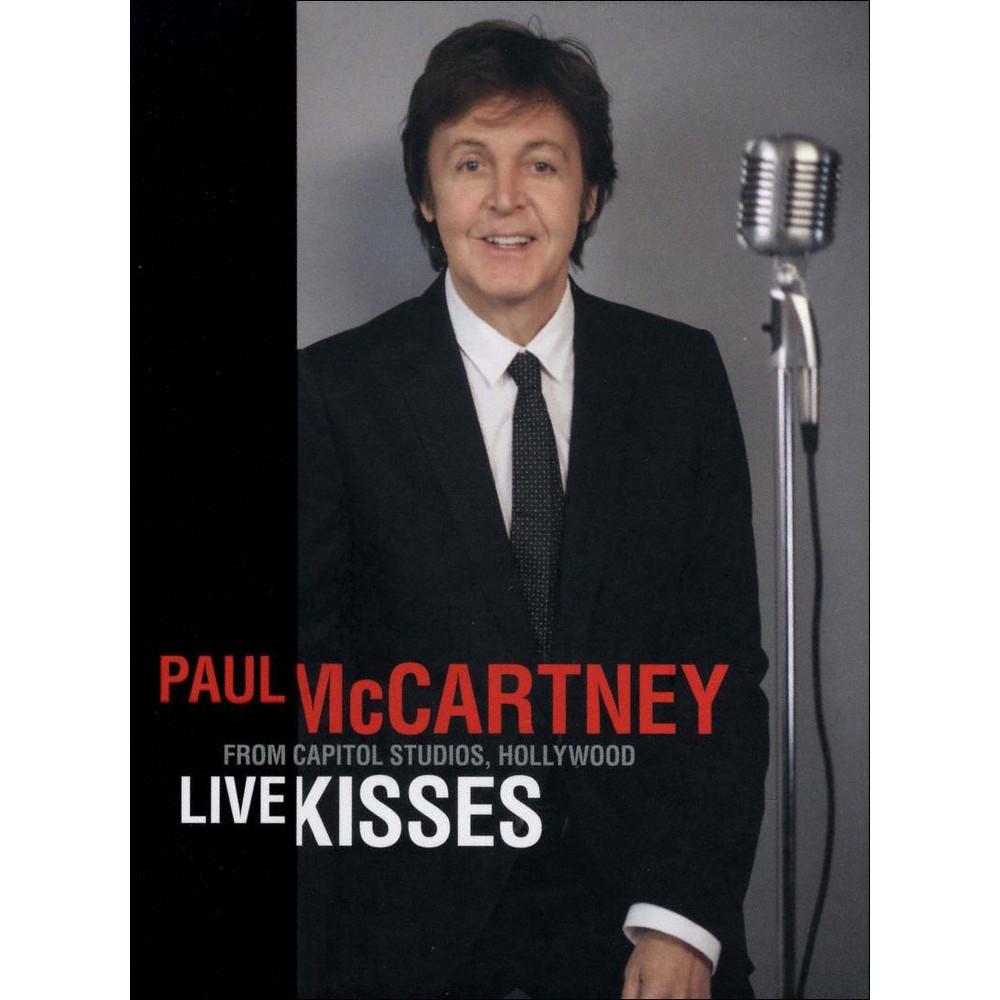 Live Kisses (Blu-ray), Movies
